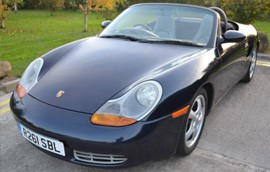 Cotswold Porsche Car Sales