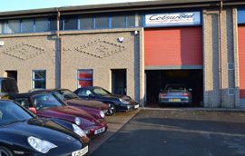 Cotswold Porsche Servicing